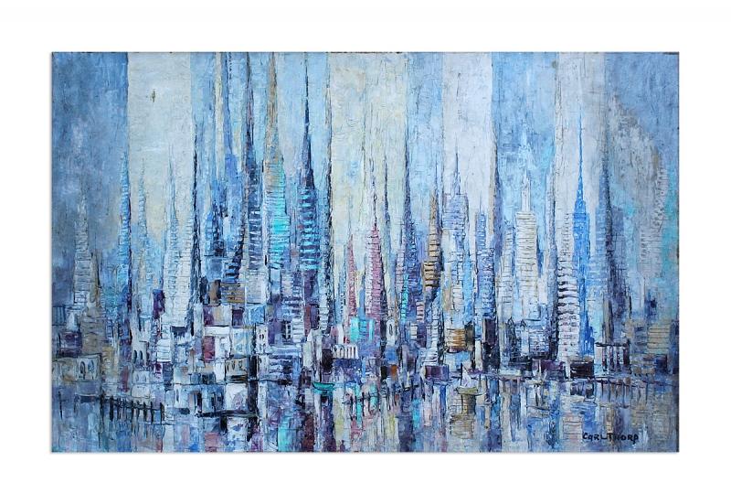 New York skyline - title unknown